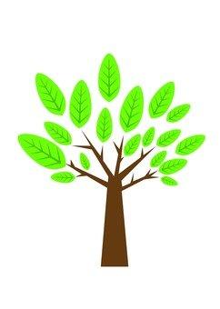 나무 (봄) 1