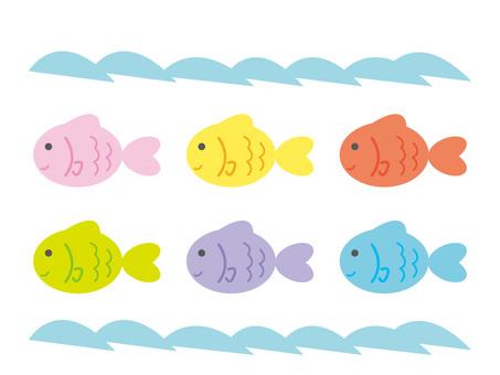 생선 세트