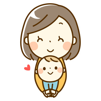 Baby and Mama _ Smile
