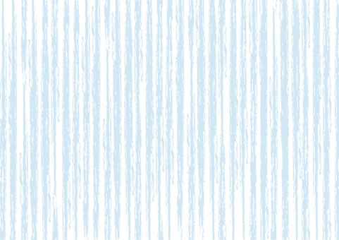 青色ラフのストライプ柄のシンプル背景