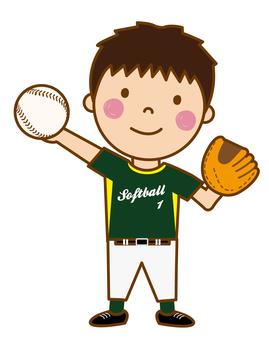 Softball _ boys