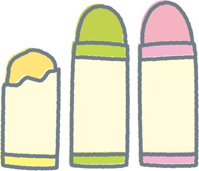 [Stationery] crayons