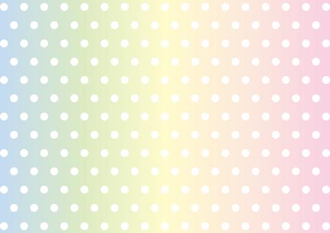 Dot pastel color background