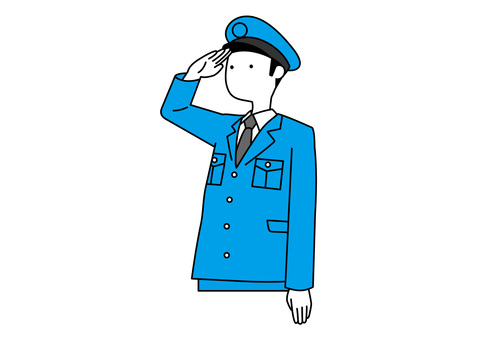 Simple-police officer