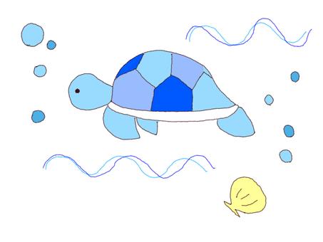 바다 거북 씨
