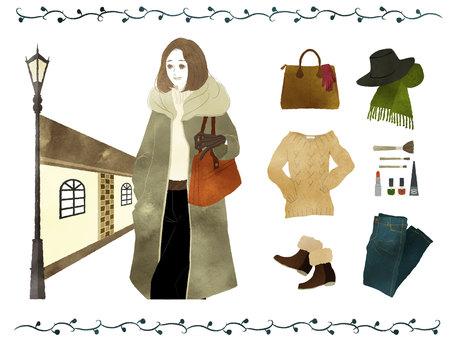 Winter Women - Fashion