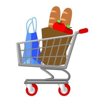 Shopping cart (luggage)