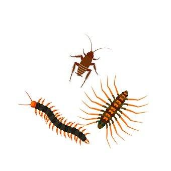해충 가득 1