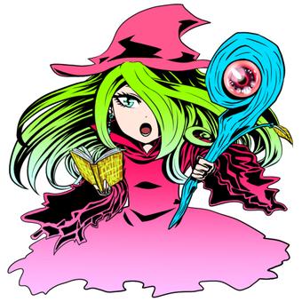 Peach Witch