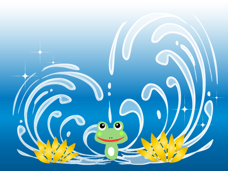 Water (frog)