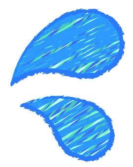 Sweat _ handwriting style