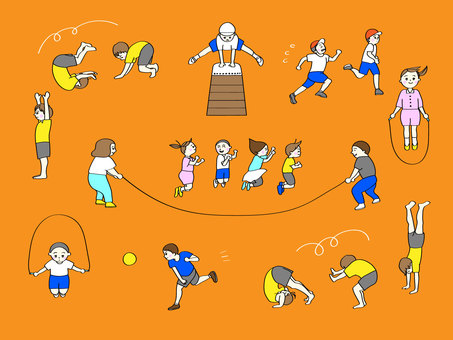 Various physical education