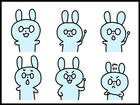 토끼 만화 선생님