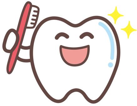 Illustration of teeth _ 03