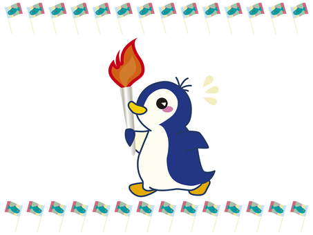 Penn, become a torch runner!