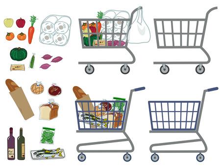 쇼핑 카트 2