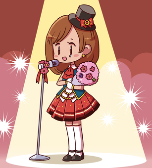 Idol graduation live