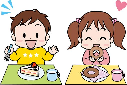 嬰兒/零食
