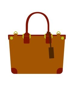 Tote bag (brown)