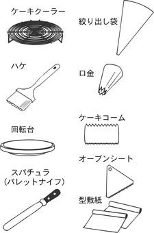 Sweets making tool 3