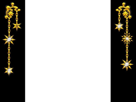 A star decoration