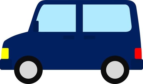 Minivan (car) ②