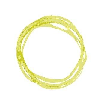 日式輪(淺綠色)