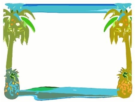 夏威夷框架。