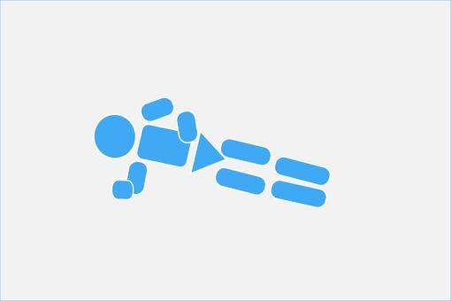 Trunk training pictogram 2