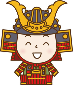 Smiley armor Warrior