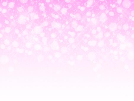 閃閃發光的粉紅色