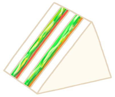 三明治/蔬菜三明治