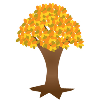 나무 6 100 × 100mm