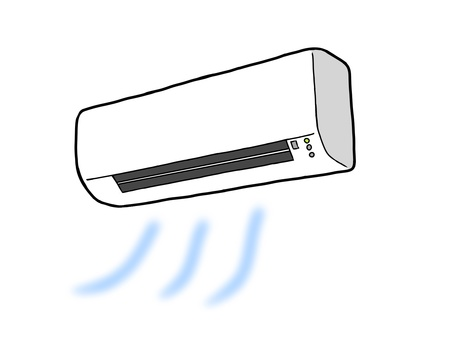 Simple air conditioner (cooling)