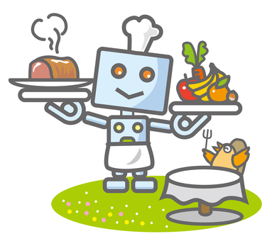 Robot hospitality