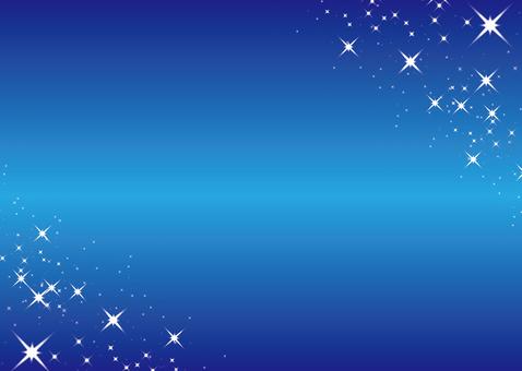 Blue sparkle 13