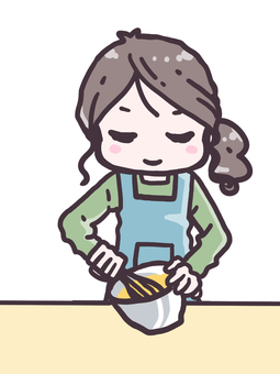 과자 만들기