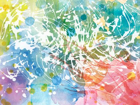 Watercolor Grunge 4