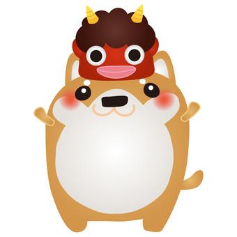 Shiba Inu Oni