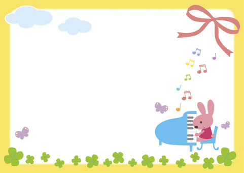 Rabbit music concert