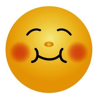 Plump emoticon