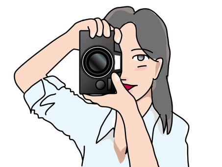 單鏡反光(13)女子D