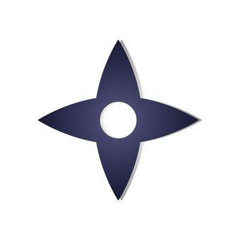 십자 수리검 (1)