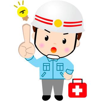 A life rescuer (inspiring)