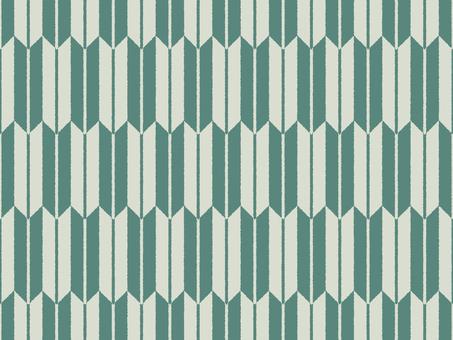 Wallpaper Yazaki 01 Lateral Loopable Green Blue