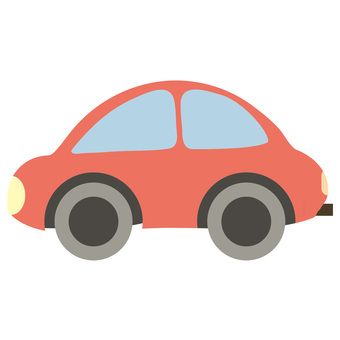 Simple illustration _ car