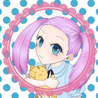Girl icon 2