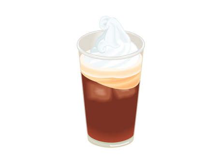 Tea float