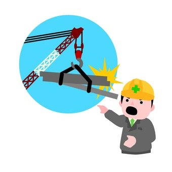 Crane accident