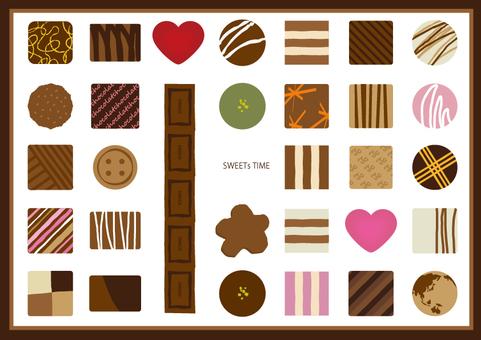 Choco set